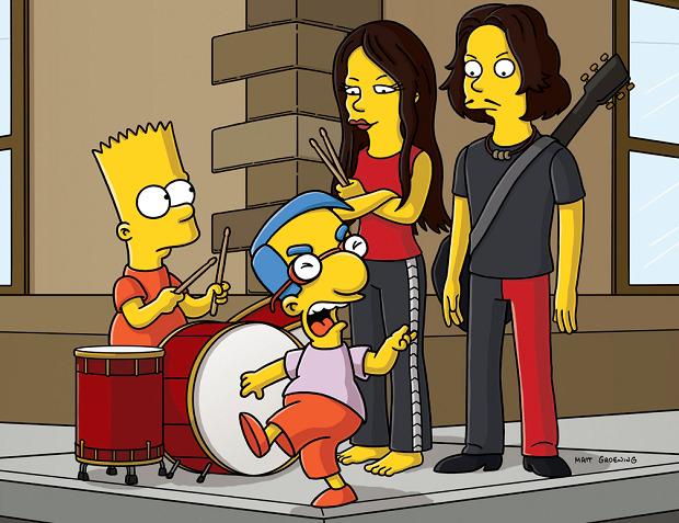 Том Уэйтс подготовится к апокалипсису в новом эпизоде Симпсонов. Изображение № 3.