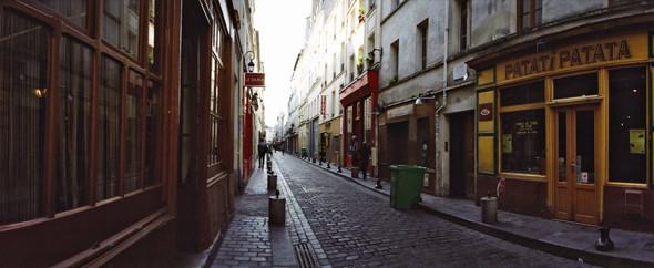 Изображение 20. Париж: Восток.. Изображение № 22.