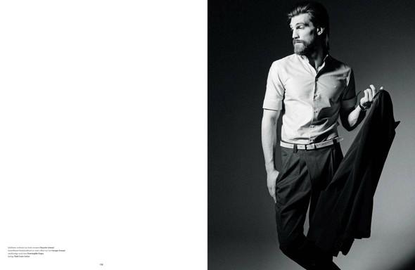 Мужские съёмки: L'Officiel, Numero, GQ и другие. Изображение № 35.