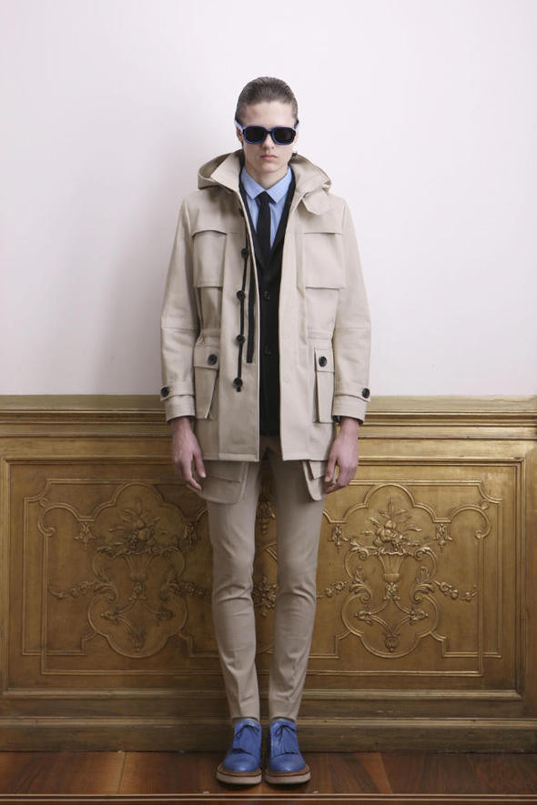 Изображение 276. Milan Fashion Week. Часть 2.. Изображение № 245.