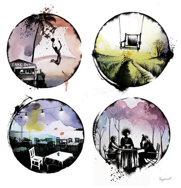 Иллюстрации для журнала и сайта «Сноб». Изображение № 15.