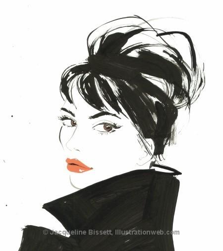 Иллюстратор Жаклин Биссет. Изображение № 44.