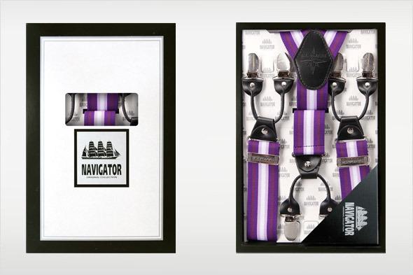 Коллекция подтяжек «Навигатор» от Sevaro Elit . Изображение № 3.