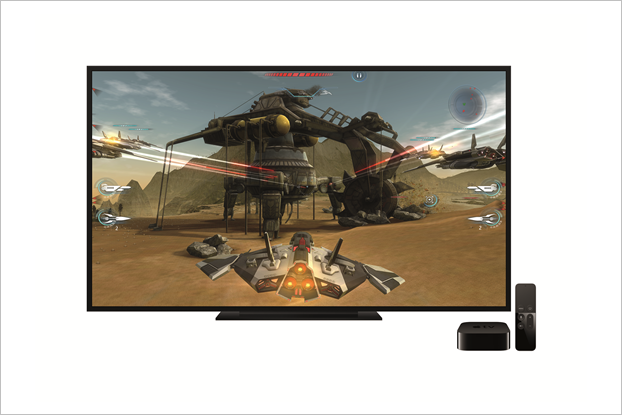 Новая приставка Apple TV выйдет сtvOS. Изображение № 5.