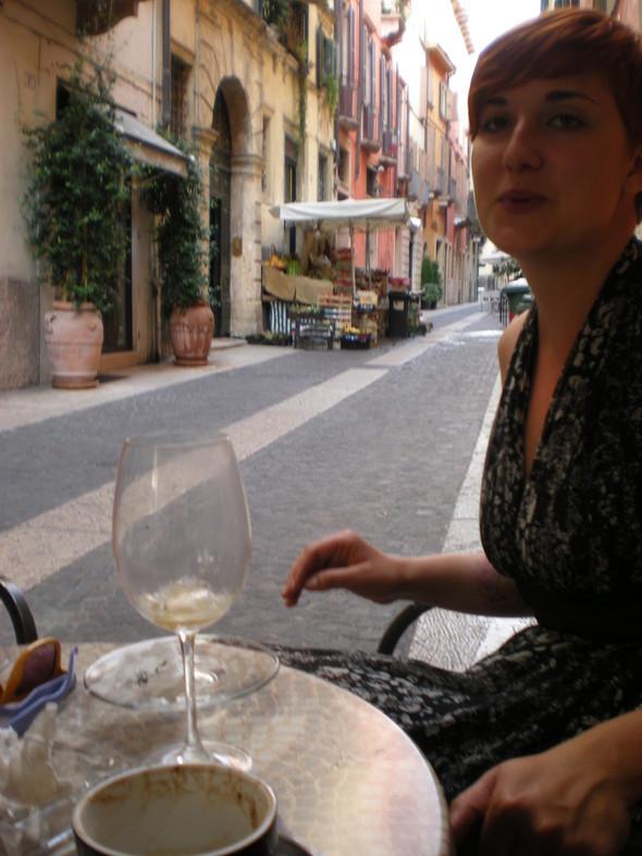 Маленький итальянский город любви - Верона. Изображение № 4.