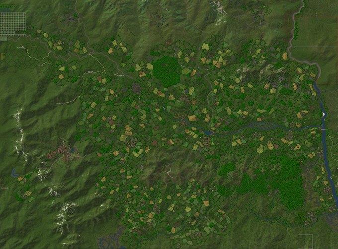 В Minecraft собрали Шир из «Властелина Колец» . Изображение № 2.