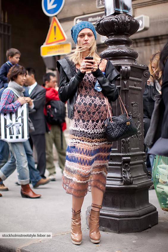 Models street style. Изображение № 38.