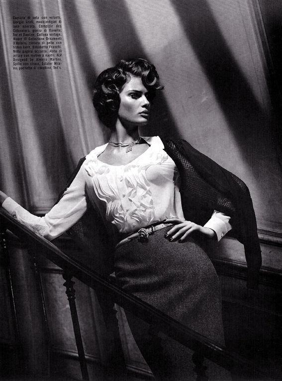 Съёмка: Изабели Фонтана для Vogue. Изображение № 9.