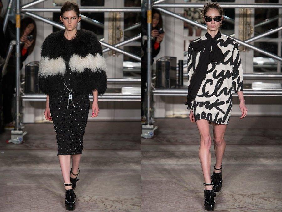 Неделя моды в Лондоне:  Дни 2 и 3. Изображение № 11.