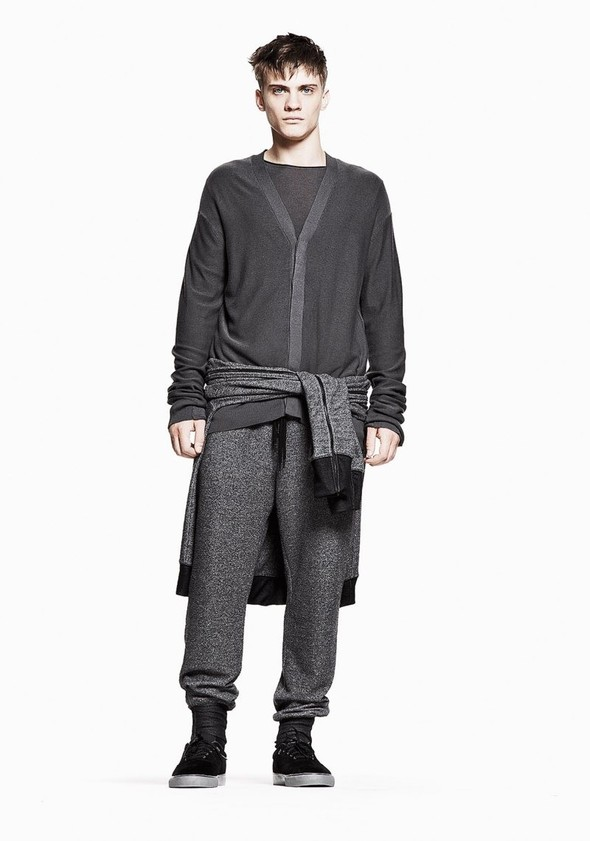 Лукбук: T by Alexander Wang FW 2011 Menswear. Изображение № 6.