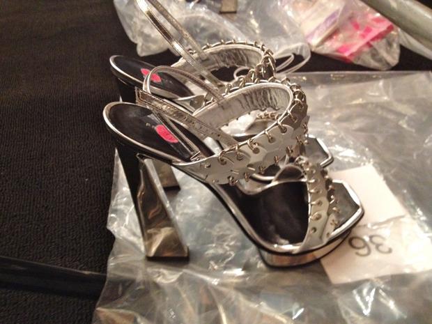 Дневник модели: Эксклюзив для Proenza Schouler на Нью-Йоркской неделе моды. Изображение № 31.