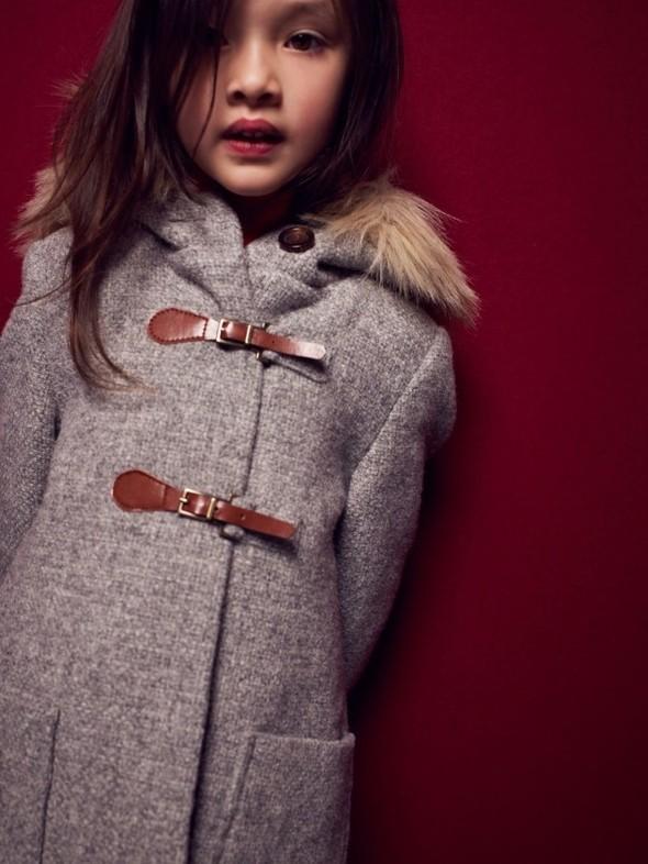 Кампания: Zara Kids FW 2011. Изображение № 9.