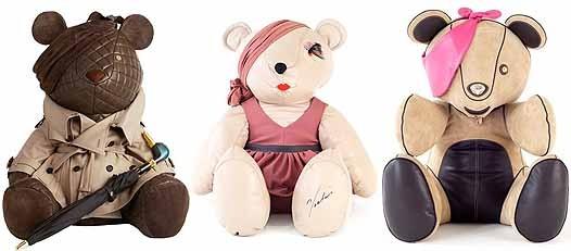 Медвежья услуга: плюшевые мишки от модных дизайнеров. Изображение № 11.