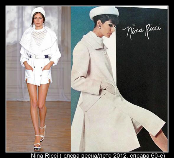 Модные традиции или где черпают свое вдохновение дизайнеры?. Изображение № 13.