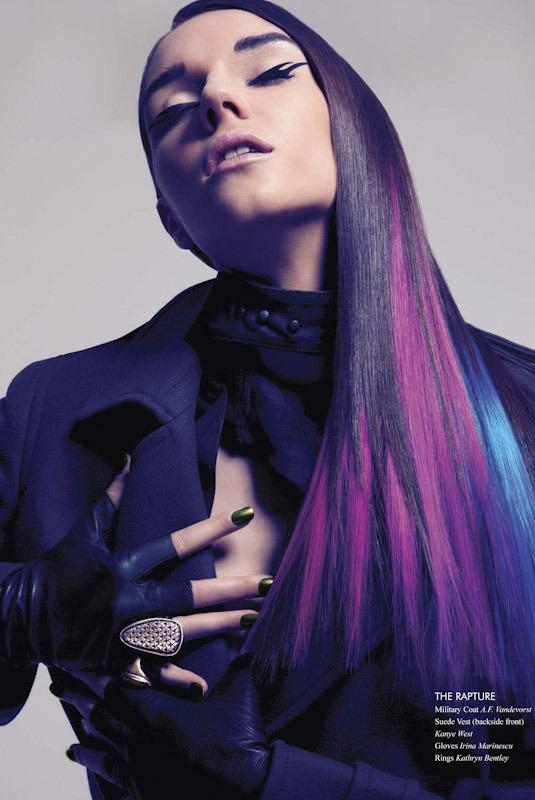 Печатный Fashion Gone Rouge. Изображение № 8.