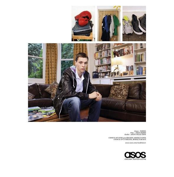 Изображение 37. Новые рекламные кампании: Pull & Bear, Asos и H&M.. Изображение № 37.
