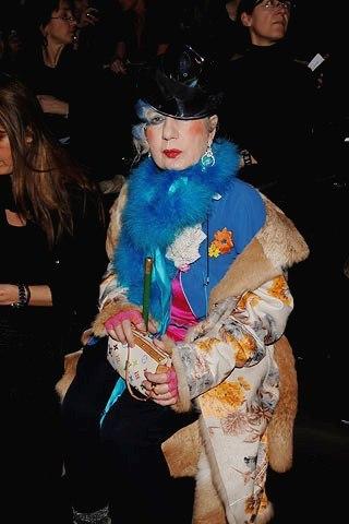 Анна Пьяджи. Модный гардероб. Изображение № 27.