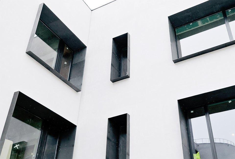 Бюро Kleinewelt Architekten о красивых хрущёвках и честности. Изображение № 17.