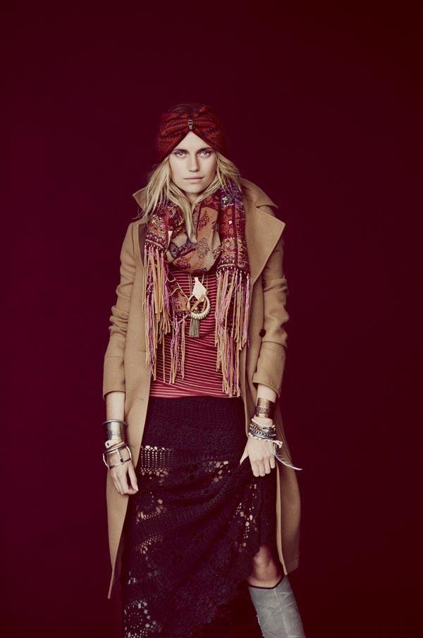Вышли новые лукбуки Zara, Free People, Mango и других марок. Изображение № 5.