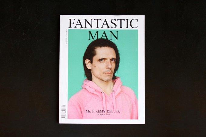 Antidote, Interview и Fantastic Man показали новые обложки. Изображение № 3.
