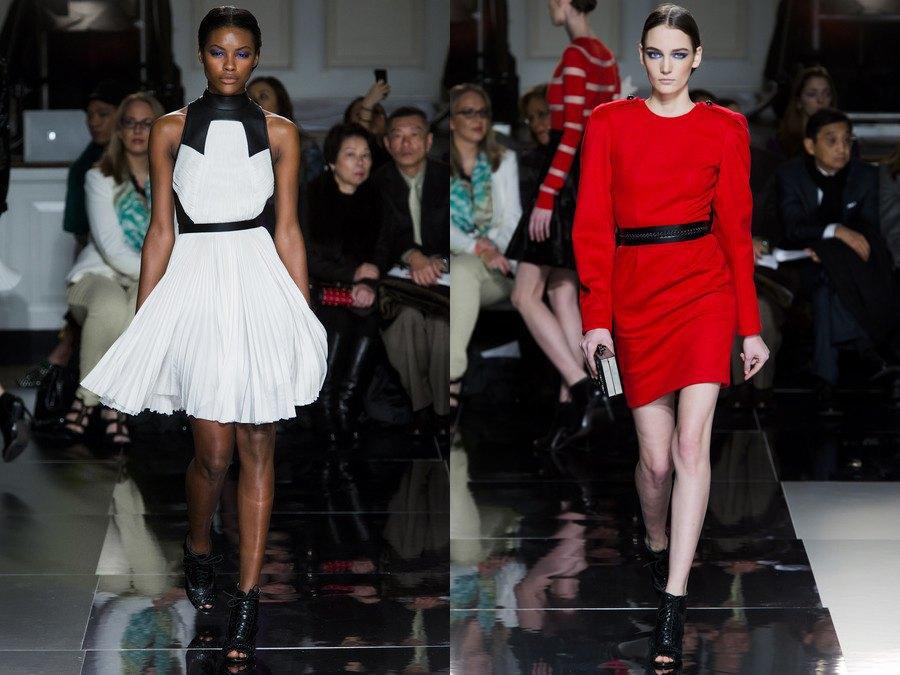 Неделя моды в Нью-Йорке: Первые показы. Изображение № 3.