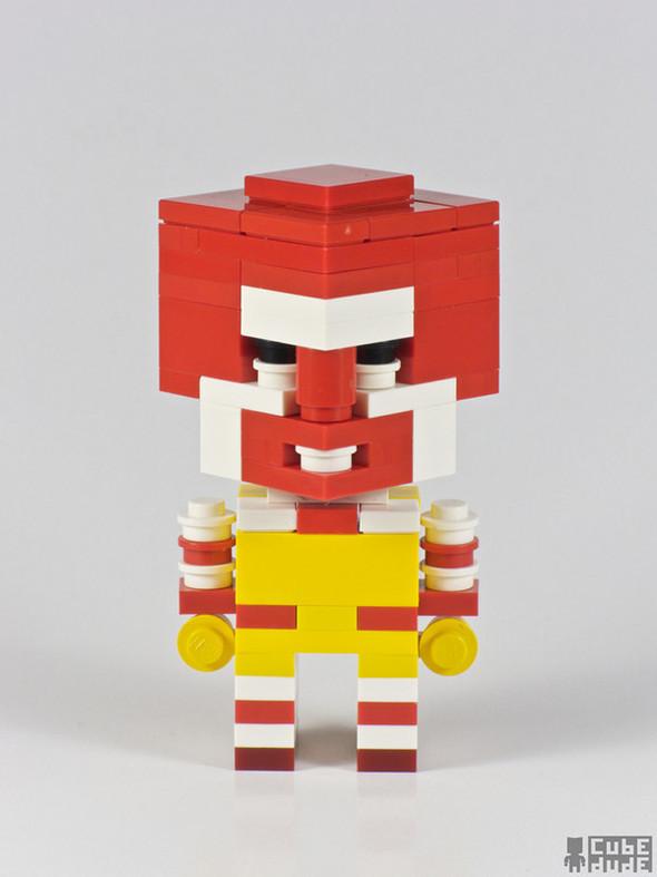 Изображение 23. Lego-герои CubeDude .. Изображение № 23.