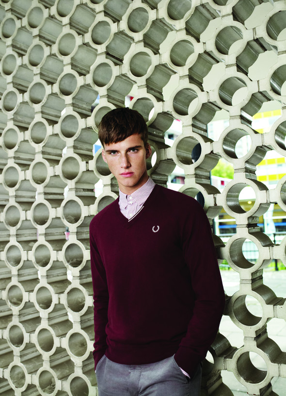 Fred Perry Sample Sale SS12. Изображение № 15.