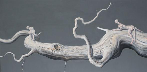 Обзор современного китайского искусства Ч.1. Изображение № 17.