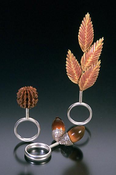 Изображение 17. Spice series: ювелирные украшения со специями от художницы Сары Худ (Sarah Hood).. Изображение № 17.