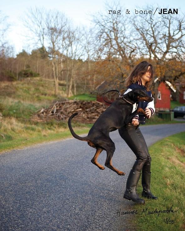 Кампания: Ханнели Мустапарта для Rag & Bone. Изображение № 29.