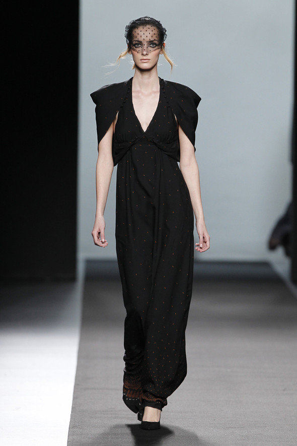 Madrid Fashion Week A/W 2012: Miguel Palacio. Изображение № 14.