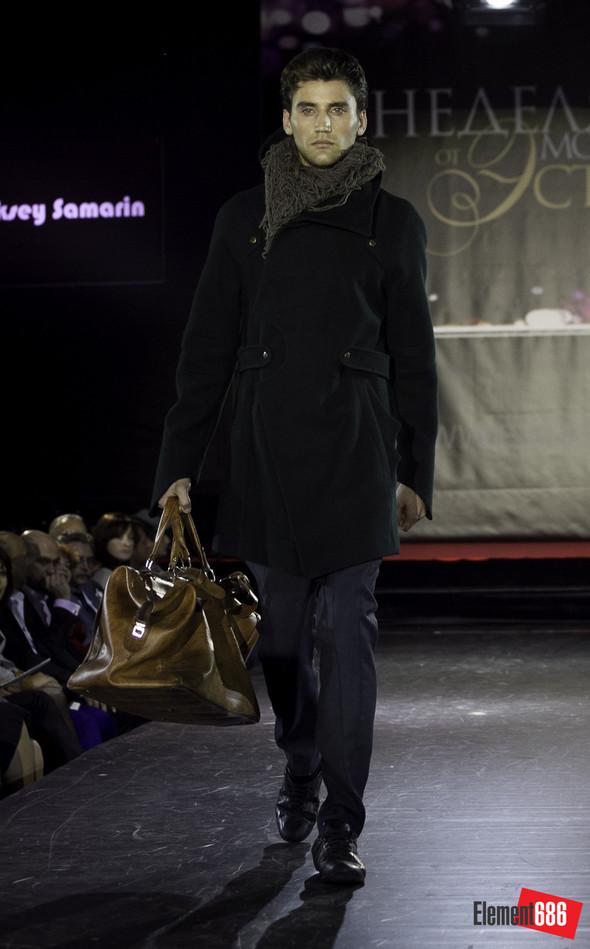 Неделя моды от «Эстет»: осень-2011 (05.10.2011). Изображение № 27.