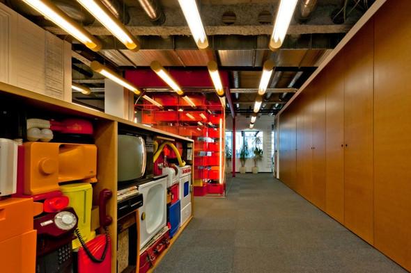 Офисы в стиле «трэш» от рижского бюро OPEN AD. Изображение № 2.