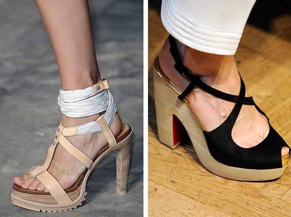 Walking in my shoes: 10 тенденций обуви весны-лета 2011. Изображение № 20.