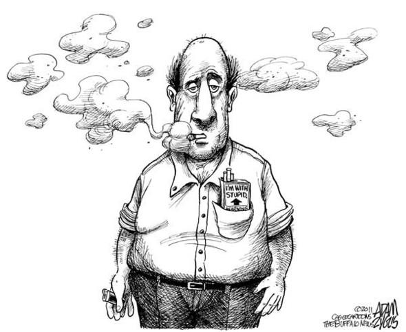 Минздрав рисует: художники об устрашающих картинках на пачках сигарет. Изображение № 7.