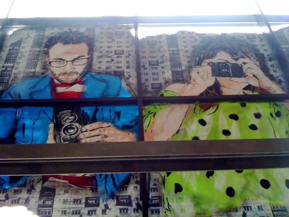 Изображение 10. «Я не граффитчик, я стрит-артист».. Изображение № 5.