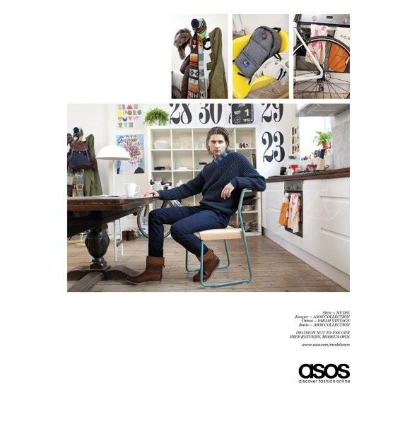Изображение 39. Новые рекламные кампании: Pull & Bear, Asos и H&M.. Изображение № 39.