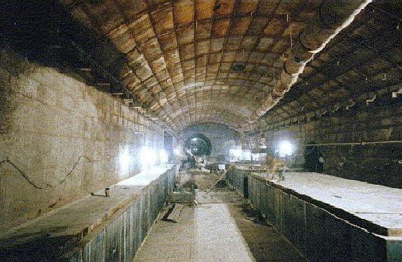 Заброшенный советский большой адронный коллайдер. Изображение № 30.