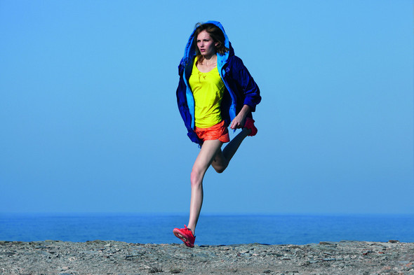 Лукбук: Adidas x Stella McCartney SS 2012. Изображение № 11.