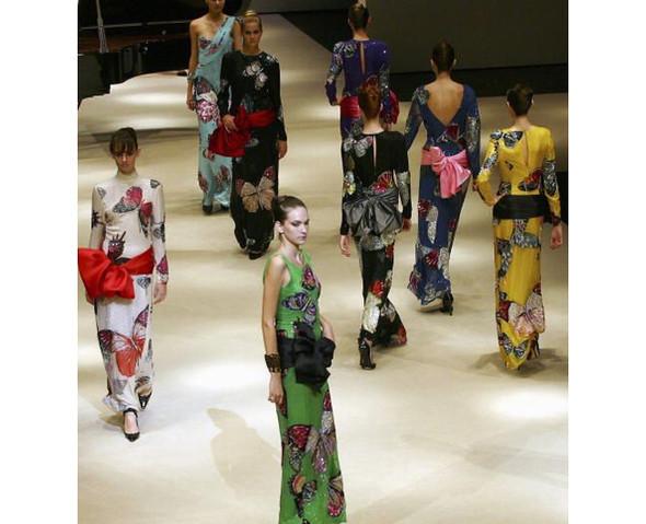 Японский вклад в haute couture. Изображение № 39.