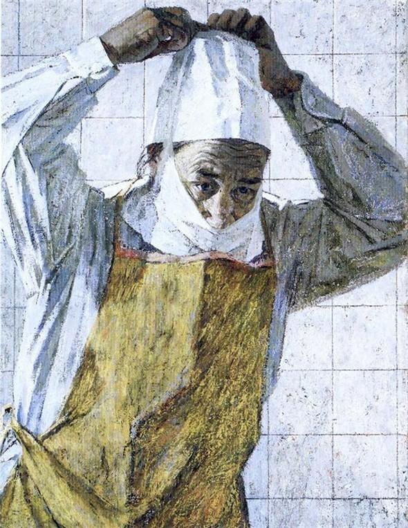 Скончался российский художник Андрей Курнаков. Изображение № 3.
