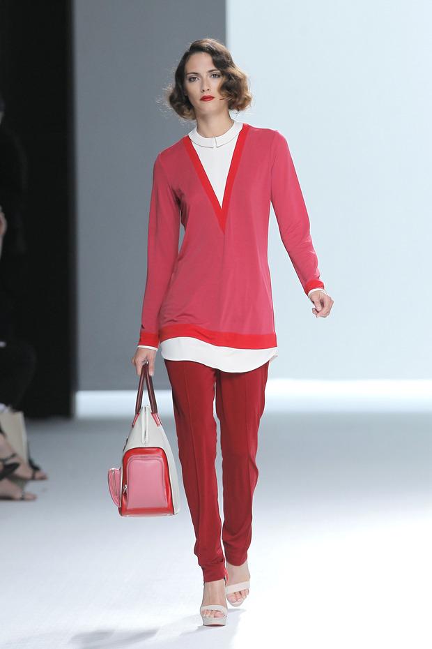 Madrid Fashion Week SS 2013: DAVIDELFIN. Изображение № 11.
