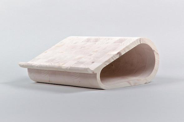 Работы дизайнеров Dopludo Collective.  Подставка для ноутбука из массива дерева.. Изображение № 53.