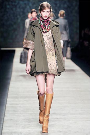 Мода любит Россию. Изображение № 11.