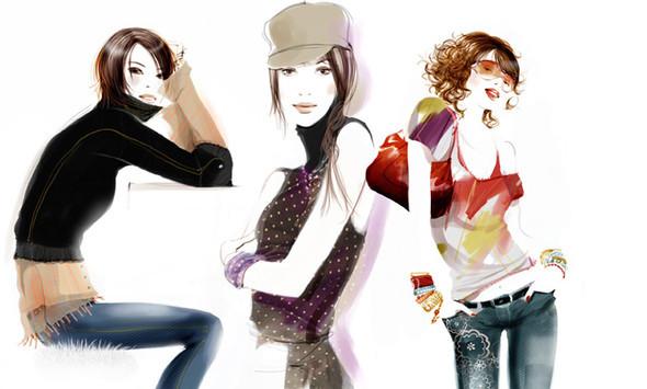 """""""В каждой девушке есть что-то французское."""". Изображение № 7."""