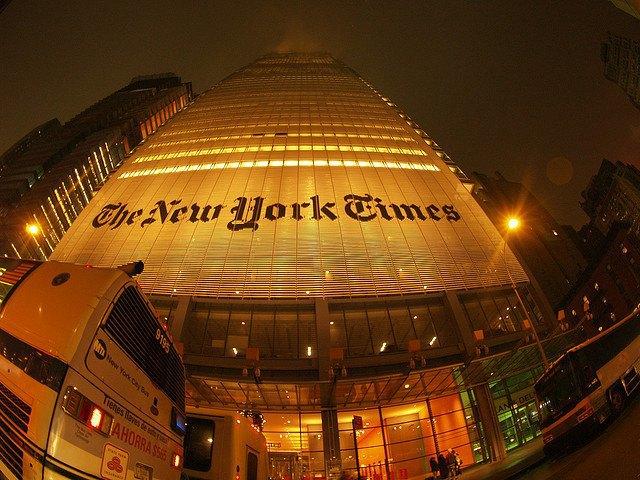 Приложение NYT Now станет бесплатным . Изображение № 1.