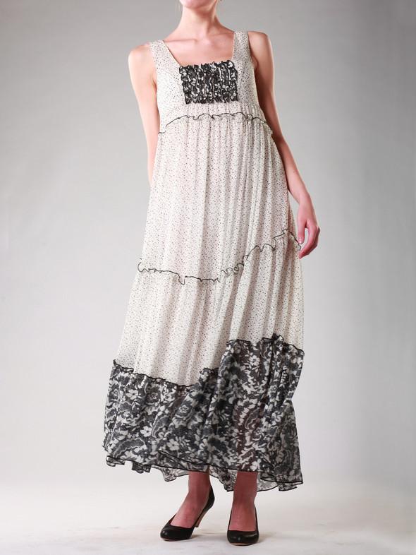 Лукбук YETONADO: летнее настроение и длинные платья. . Изображение № 8.