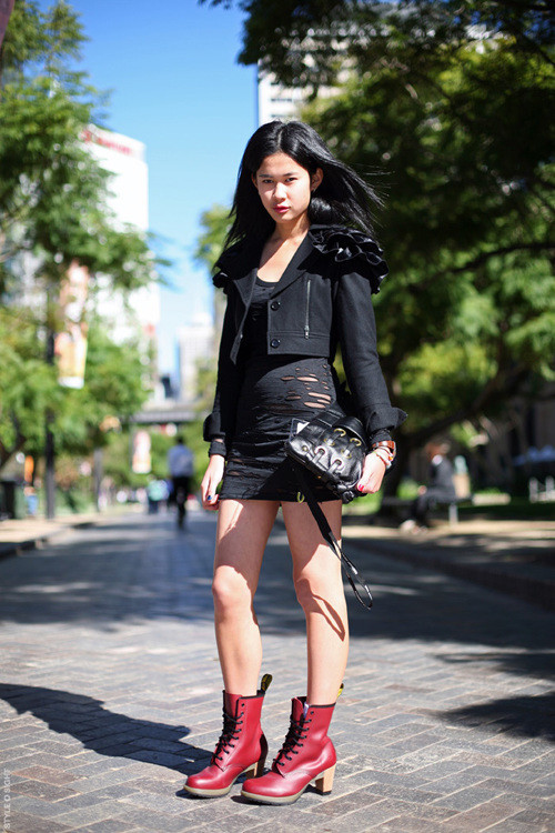 Youlove Street Fashion. Изображение № 20.