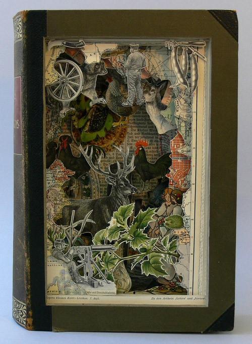 Книжные работы Alexander Korzer-Robinson. Изображение № 19.