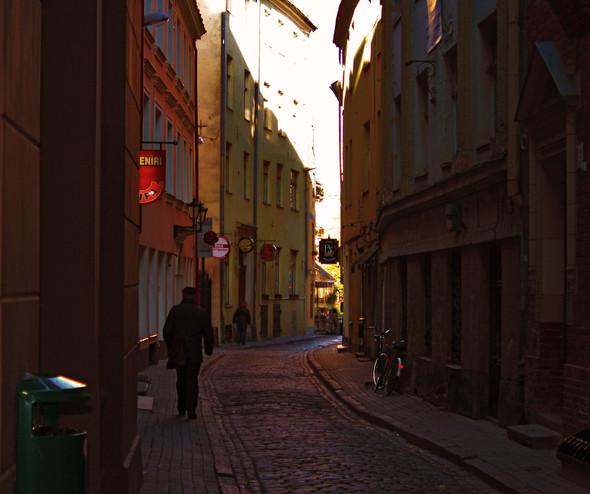 Золотая осень в Риге. Изображение № 26.